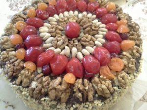 фруктовый торт оптом от производителя натуральных сладостей