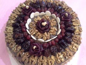 Фруктовый торт 4 килограмма оптом