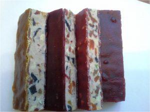 батончики на пастиле оптом от производителя натуральных сладостей