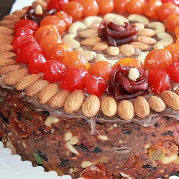 фруктовый щербет торт, производство