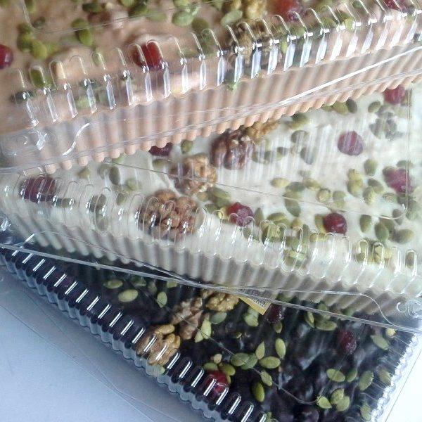 шербет с орехами на шоколадной глазури оптом производство