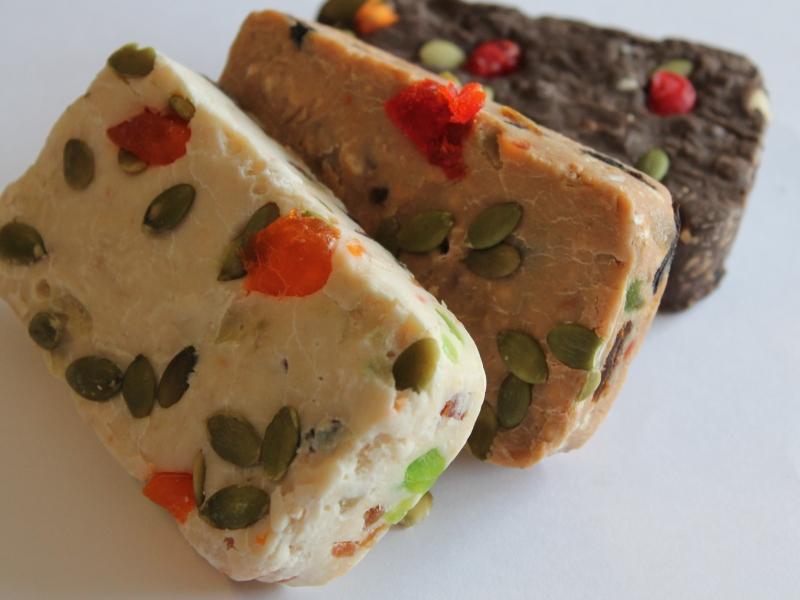 щербет с орехами оптом от производителя натуральных сладостей