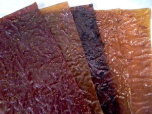 Фруктово-ягодная пастила весовая 1 кг