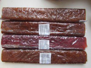 Фруктово-ягодная пастила фасованная без коррекс упаковки
