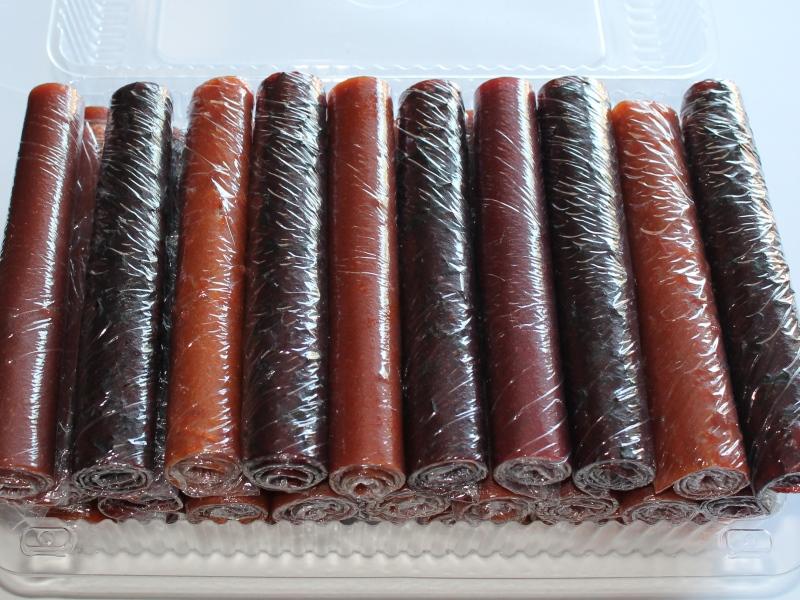 Фруктово-ягодная пастила фасованная весовая оптом