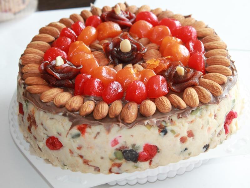 молочный щербет торт оптом от производителя