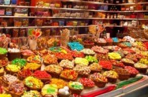 магазины сладостей оптом